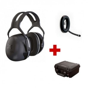 Bluetooth communication package with 3M Peltor X5 (2)