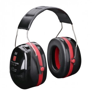 3M Peltor Optime III Ear Muffs - Headband Version