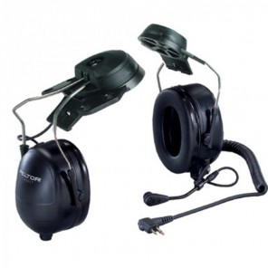 3M Peltor Flex Headset with Helmet Mounting