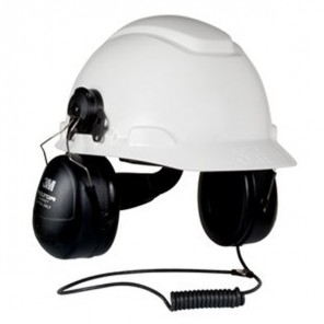 3M Peltor Listen Only Mono 3.5mm Helmet Mount