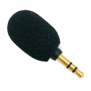 Plug-in microphone for the Escolta Bravo HE-P