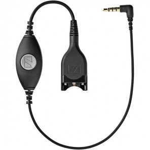 Sennheiser CMB01 3.5mm Jack to QD for Smartphones