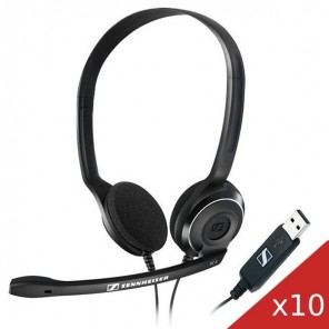 Sennheiser PC 8 USB Headset 10 Pack