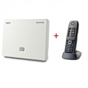 Gigaset N510 IP base with 1 SIR650H Handset