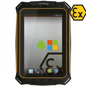 I.Safe IS910.2 NFC tablet