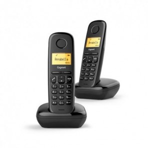 Gigaset 170 Duo Black Phone