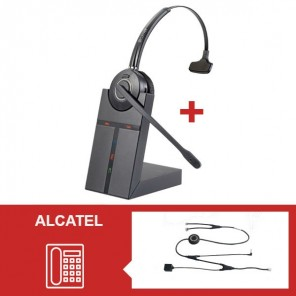 Headsetpack Cleyver HW20 for Alcatel