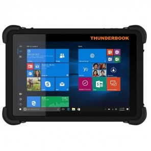 TThunderbook Goliath W100 - Windows 10 Enterprise - With barcode reader (1)