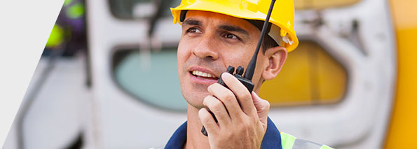 Two-way radios with accessories twin pack | Onedirect.co.uk