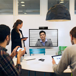 Polycom RealPresence Debut with Expansion Microphone